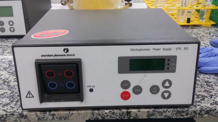 Fonte de Eletrofores